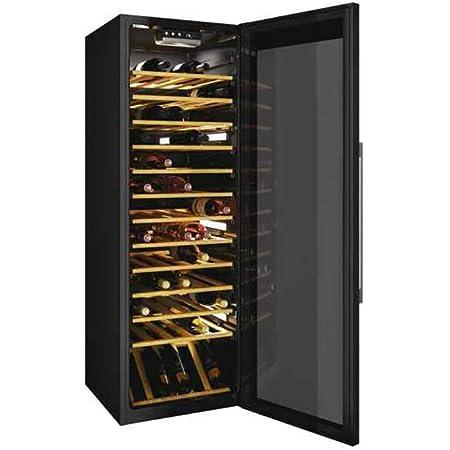 Cave a vin Hoover 70 bouteilles HWC 200 EELW 1460 x 490 x 550 mm Noir