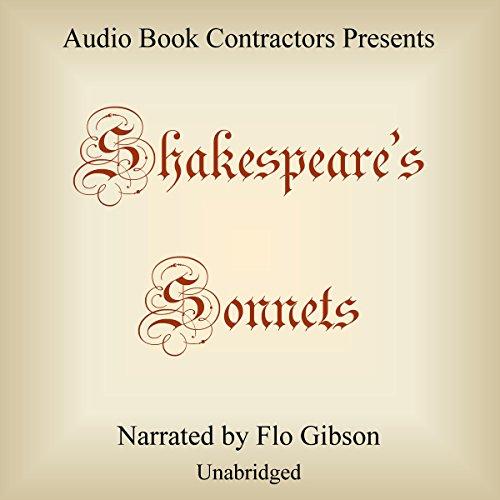 Shakespeare's Sonnets Titelbild