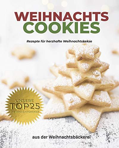 Weihnachtscookies: Rezepte für herzhafte Weihnachtskekse
