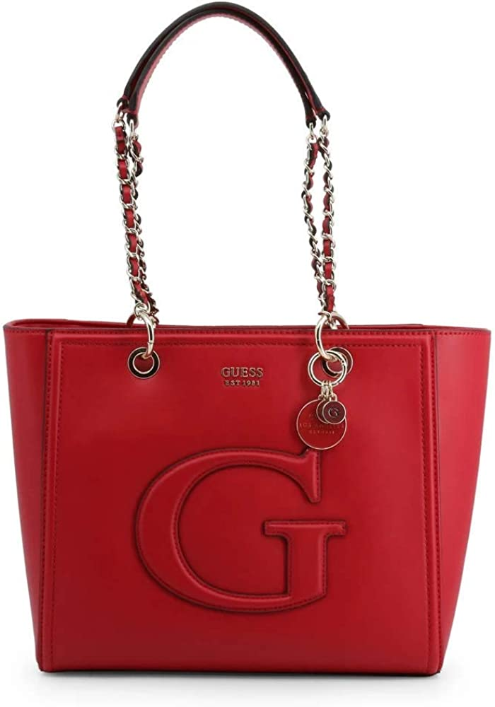Guess  borsa per donna a mano/tracolla, in Ecopelle HWVG74