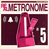 Metronome - 105 bpm (In 5) [Loopable]