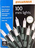 Osham Sylvania, Inc. Sylvania Indoor/Outdoor Clear Mini Lights - String of 100