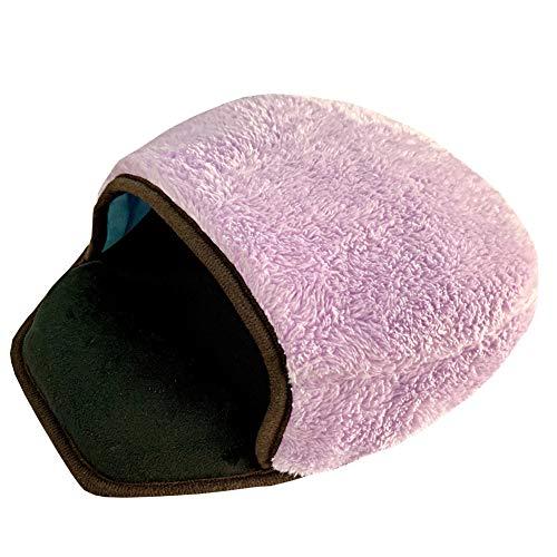 Mouse Pad USB Riscaldato Mouse Scaldamani Con Polsino Warm Winter Lavanda