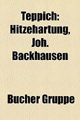 Teppich: Hitzehartung, Joh. Backhausen