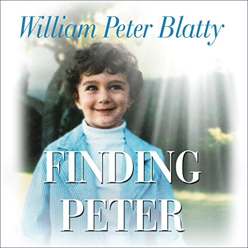 Finding Peter audiobook cover art