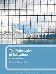 The Philosophy of Education: An Introduction Cover