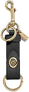 Valet Trigger Snap Bag Charm Key Ring - #F39865