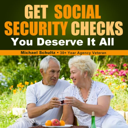 Get Social Security Checks audiobook cover art