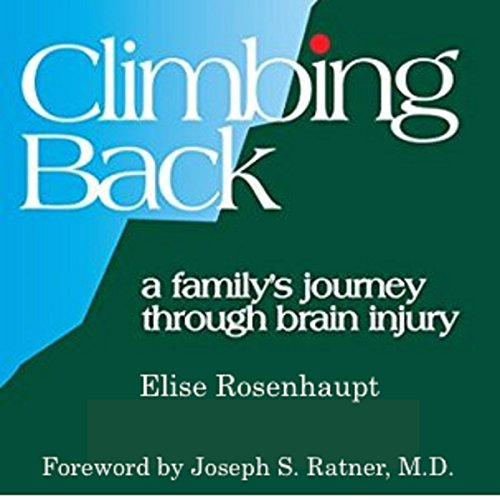 Climbing Back audiobook cover art