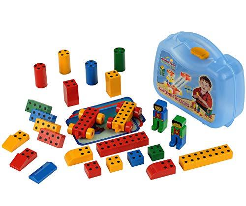 Theo Klein 0635 - Manetico Koffer, 1+, mittel, Basic, Spielzeug