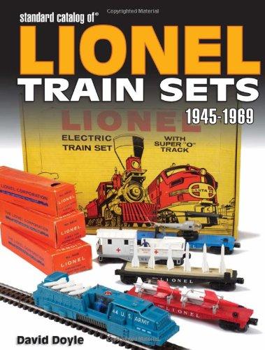 Standard Catalog of Lionel Train Sets: 1945-1969