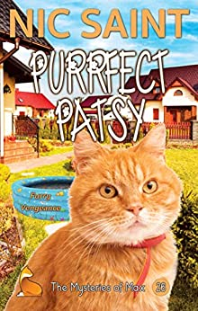 Purrfect Patsy (The Mysteries of Max Book 26) by [Nic Saint]