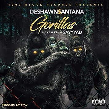 Gorillas (feat. $ayyyAD)