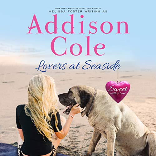 Lovers at Seaside audiobook cover art