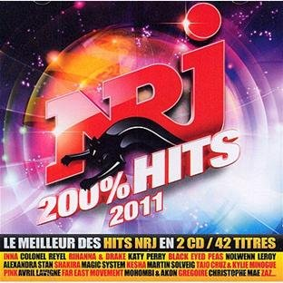Nrj 200% Hits 2011 (2 CD)