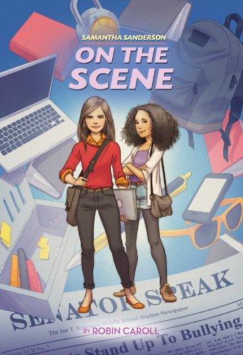 Samantha Sanderson On the Scene (FaithGirlz / Samantha Sanderson Book 2) (English Edition)
