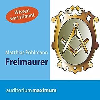 Freimaurer Titelbild