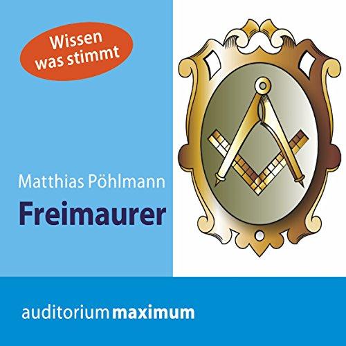Freimaurer (Wissen was stimmt) Titelbild