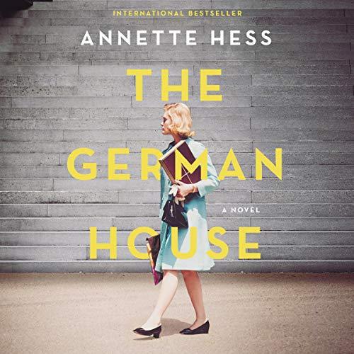 The German House Titelbild