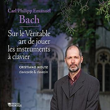 C.P.E. Bach: Essai sur l'art véritable de jouer les instruments à clavier