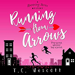 Running from Arrows      A Running Store Mystery, Book 2              Written by:                                                                                                                                 T.C. Wescott                               Narrated by:                                                                                                                                 Natalie Naudus                      Length: 7 hrs and 47 mins     Not rated yet     Overall 0.0