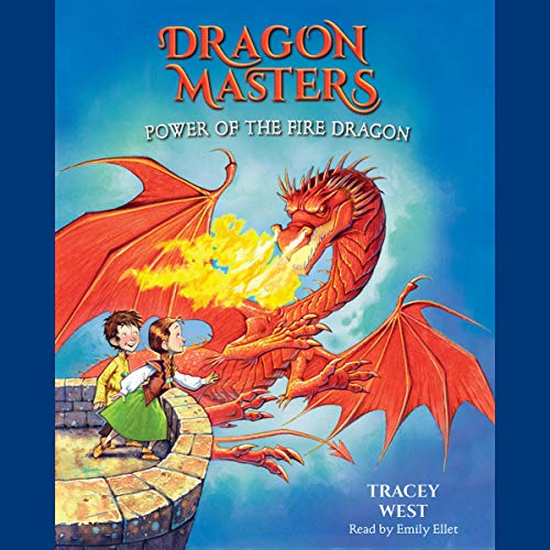 『Power of the Fire Dragon』のカバーアート