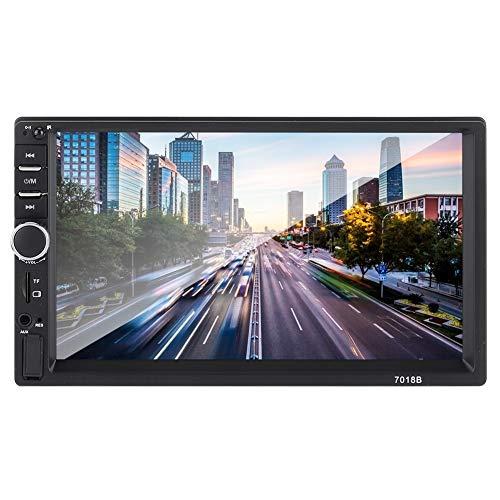 KIMISS 7018B HD Universal 7 Zoll MP5 Player für Autos, Autoradio Player Freisprech Anrufumkehrbild