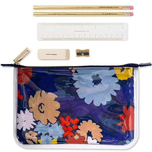 Kate Spade New York Pencil Pouch Swing Flora One Size