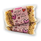 Pastabilities Heart Shaped Pasta, Fun Shaped Noodles for Kids and Valentines, Non-GMO Natural Wheat Pasta 14 oz (2 Pack)