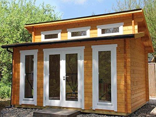 Wolff Finnhaus Gartenhaus Langeoog 40 ISO