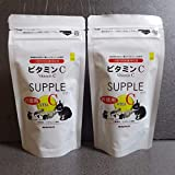 100g入り×2袋セット 小動物用 ビタミンCサプリ (sp090)