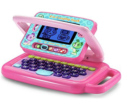 LeapFrog Touch 2 in 1 Laptop - Pink