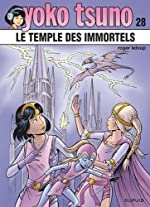 Yoko Tsuno - Tome 28 - Le temple des immortels de Leloup