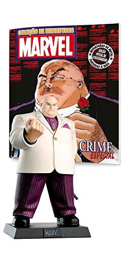 O Rei do Crime - Coleção Marvel Figurines