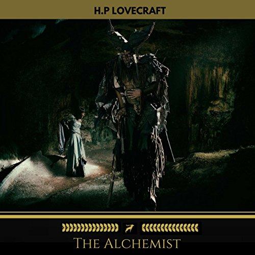 The Alchemist cover art