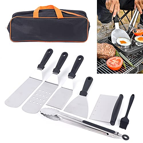 Barbecue tool set Portable 10ps Bbq Set...