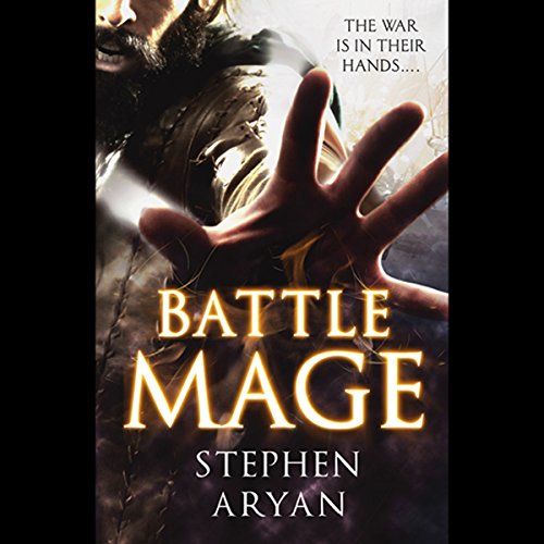 Battlemage audiobook cover art