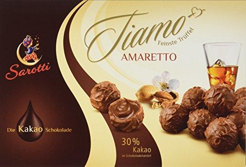 Sarotti Tiamo Trüffel Amaretto, 5er Pack (5 x 125 g)