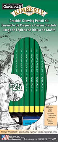 Kimberly Graphite Pencil Kit