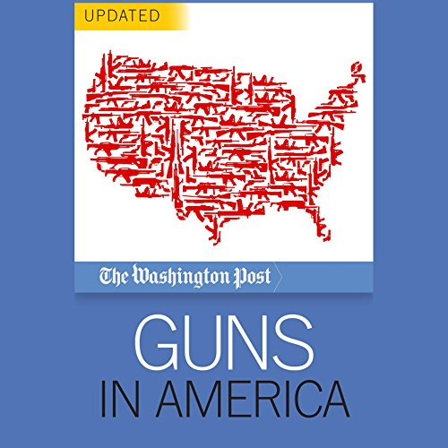 Guns in America audiobook cover art