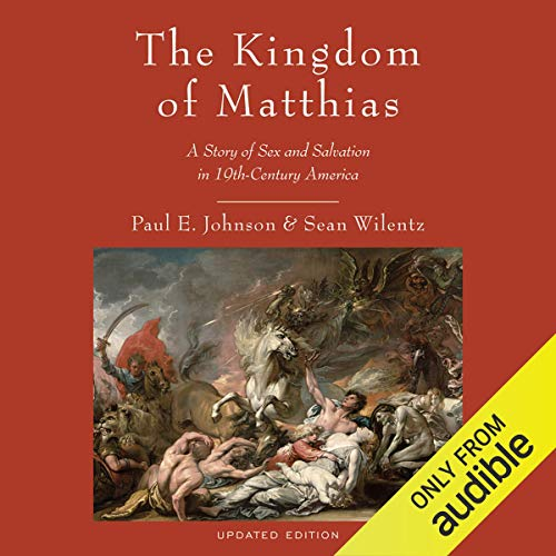 The Kingdom of Matthias cover art