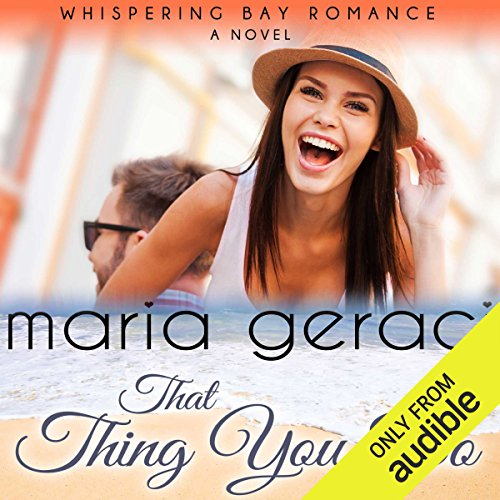 That Thing You Do audiobook cover art