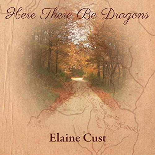 Here There Be Dragons cover art