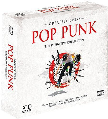 Greatest Ever Pop Punk / Various