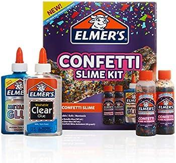 4-Count Elmer's Confetti Slime Kit