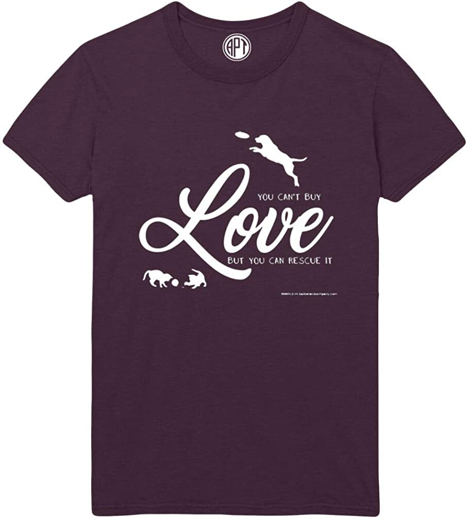 You Can't Buy Love Printed T-Shirt