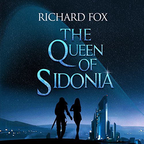 The Queen of Sidonia Audiobook By Richard Fox cover art