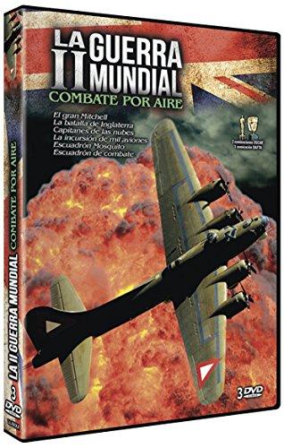 Segunda Guerra Mundial. Combate en el aire [DVD]