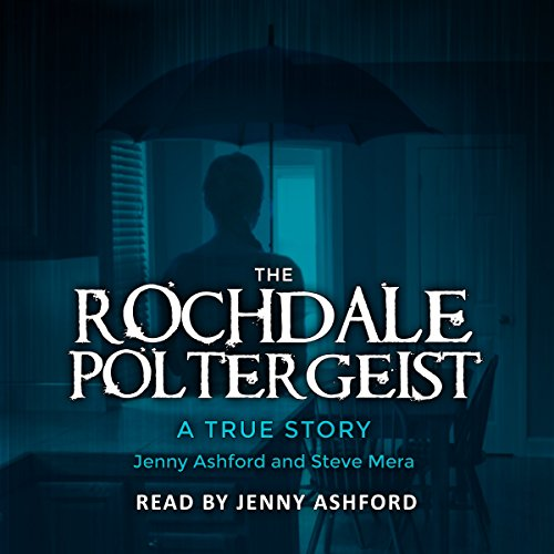 The Rochdale Poltergeist audiobook cover art
