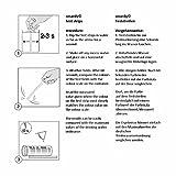 smardy® 10x Wassertest Streifen (PH-Wert) für Trinkwasser – Aquarium schnelltest – einfache Überprüfung der Wasserqualität - 4